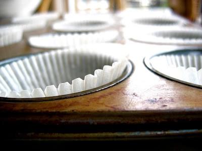 close up baking tray