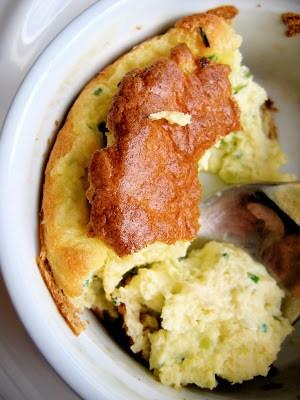 soufle in a ramikin