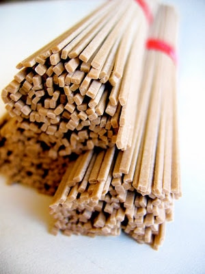 bundles of chopsticks