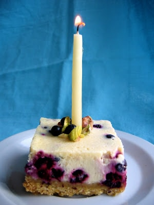 candle on cake