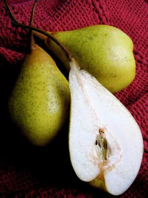 pear halves