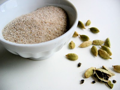 cardamom seeds on a table