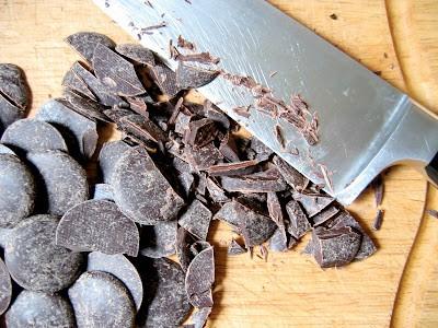 chocolate chopped