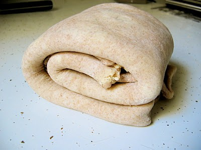 rolled dough