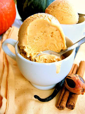 ice cream in a mug