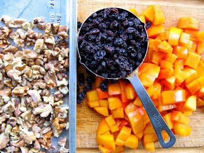 chopped ingredients