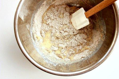 Gluten-free pancake batter