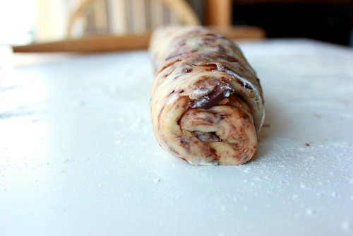 roll of pastry