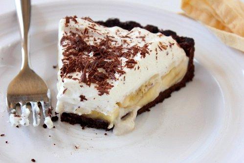 slice of cream tart