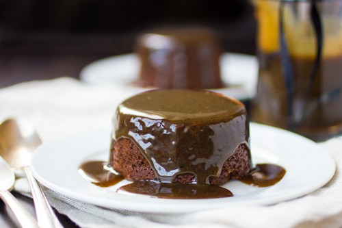 coffee sticky toffee pudding