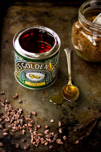 golden syrup in can