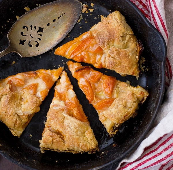 fruit pie using Flaky All-Butter Gluten-Free Pie Dough