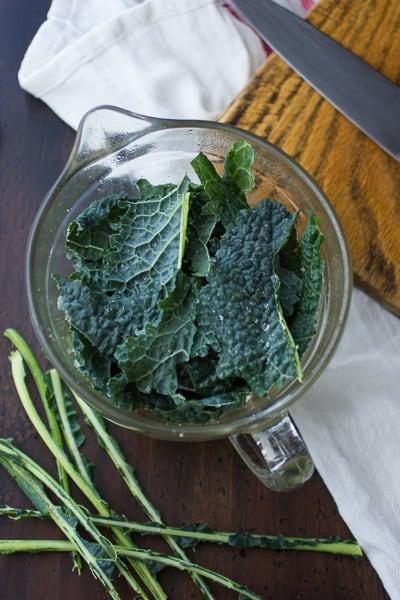 jug of kale