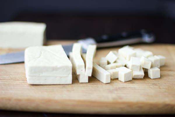 tofu pre cooking