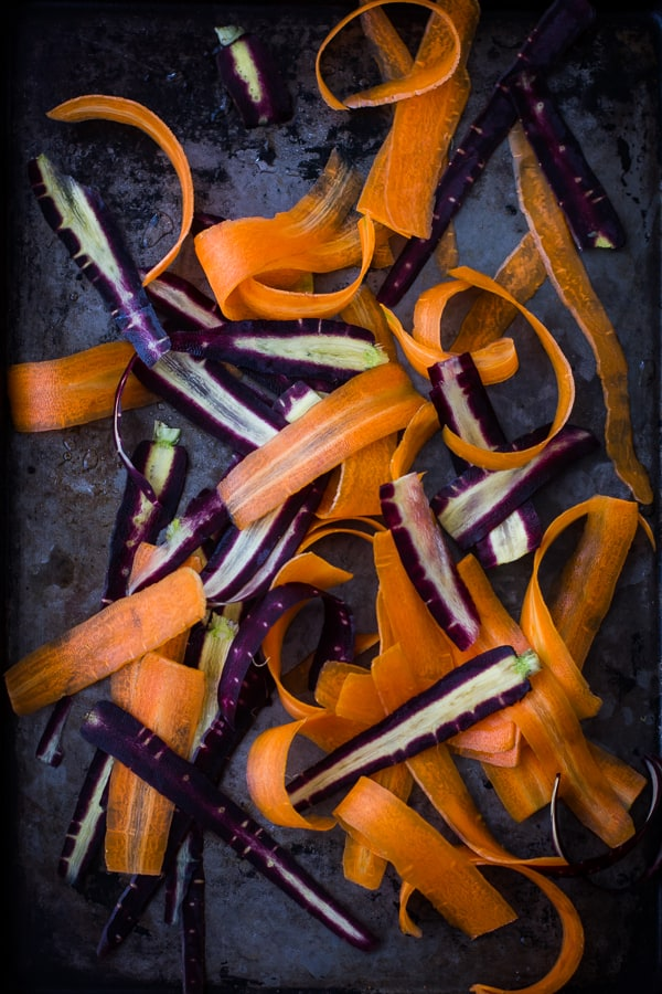 carrot strips