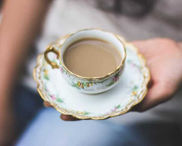 Masala Chai in cup