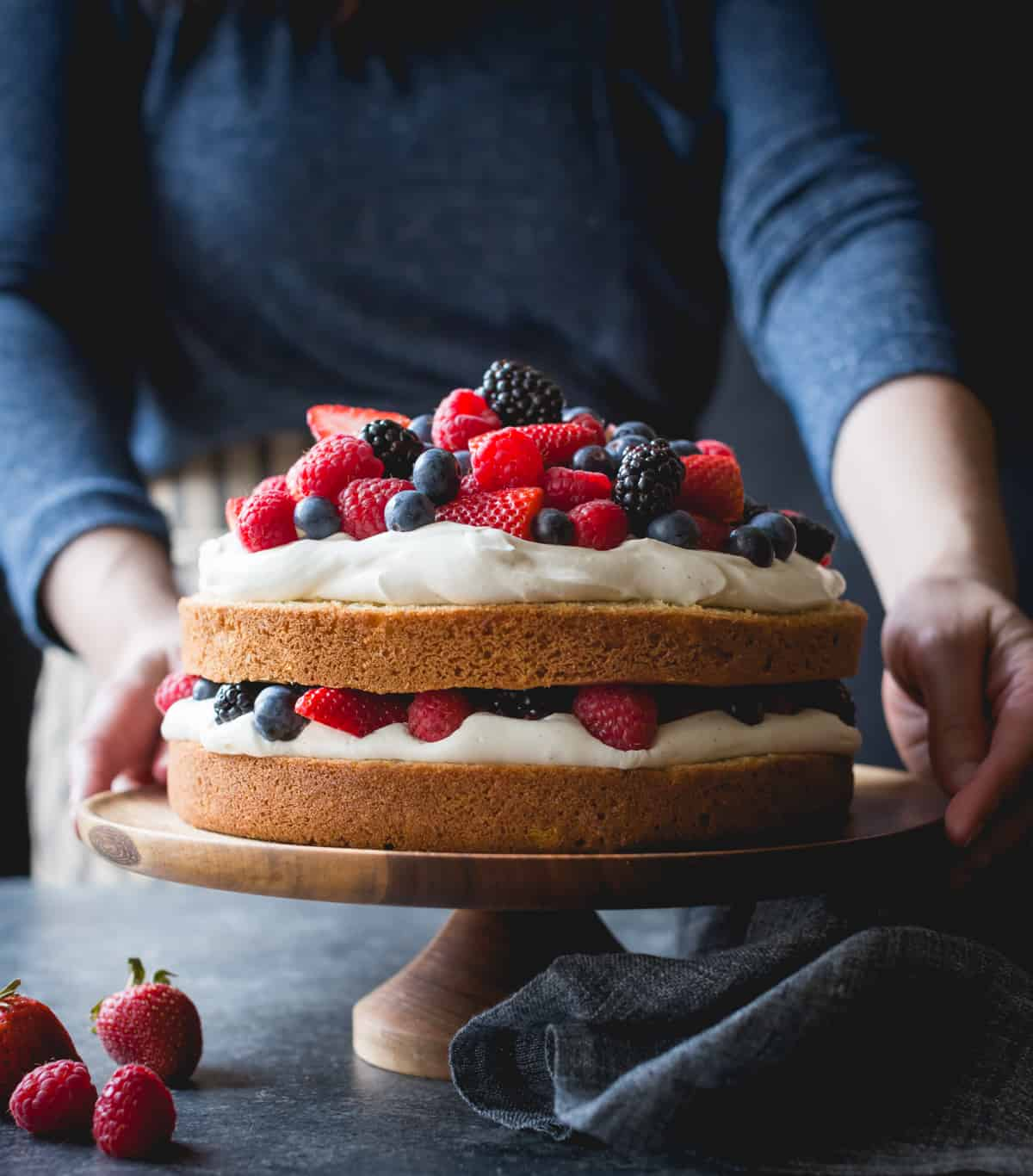 Layer Cake, Alternative Baker Cookbook