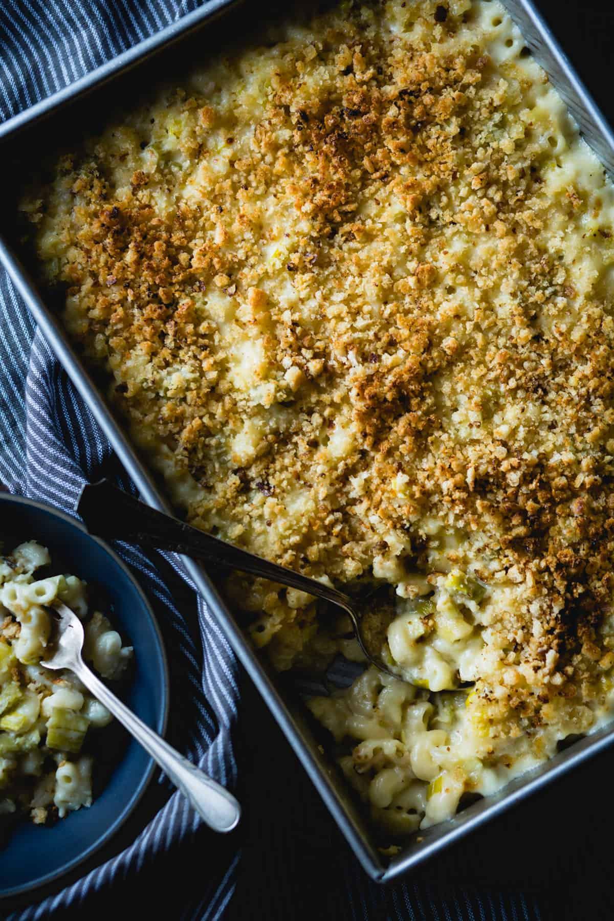 delicious creamy cardoon macaroni and cheese {gluten-free}