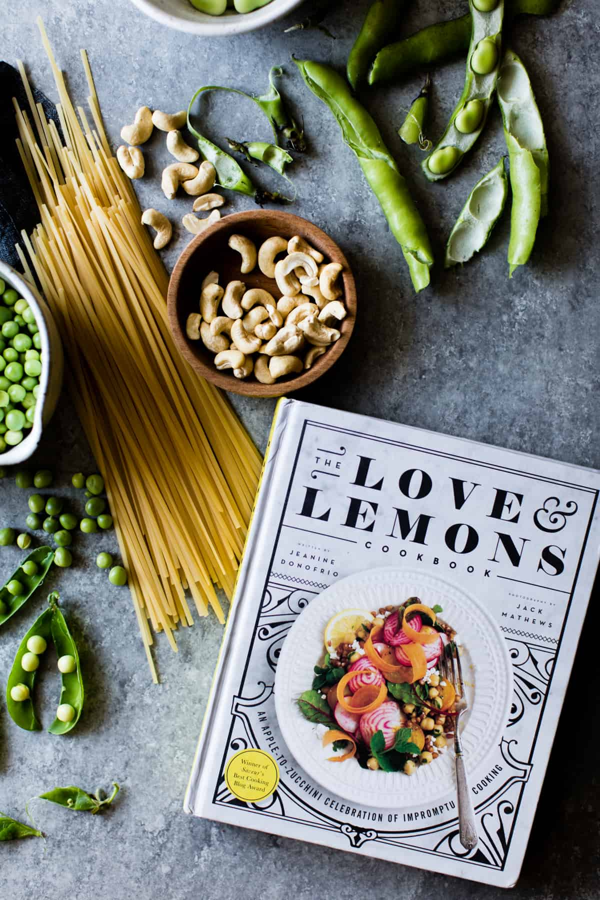 cookbook love and lemons
