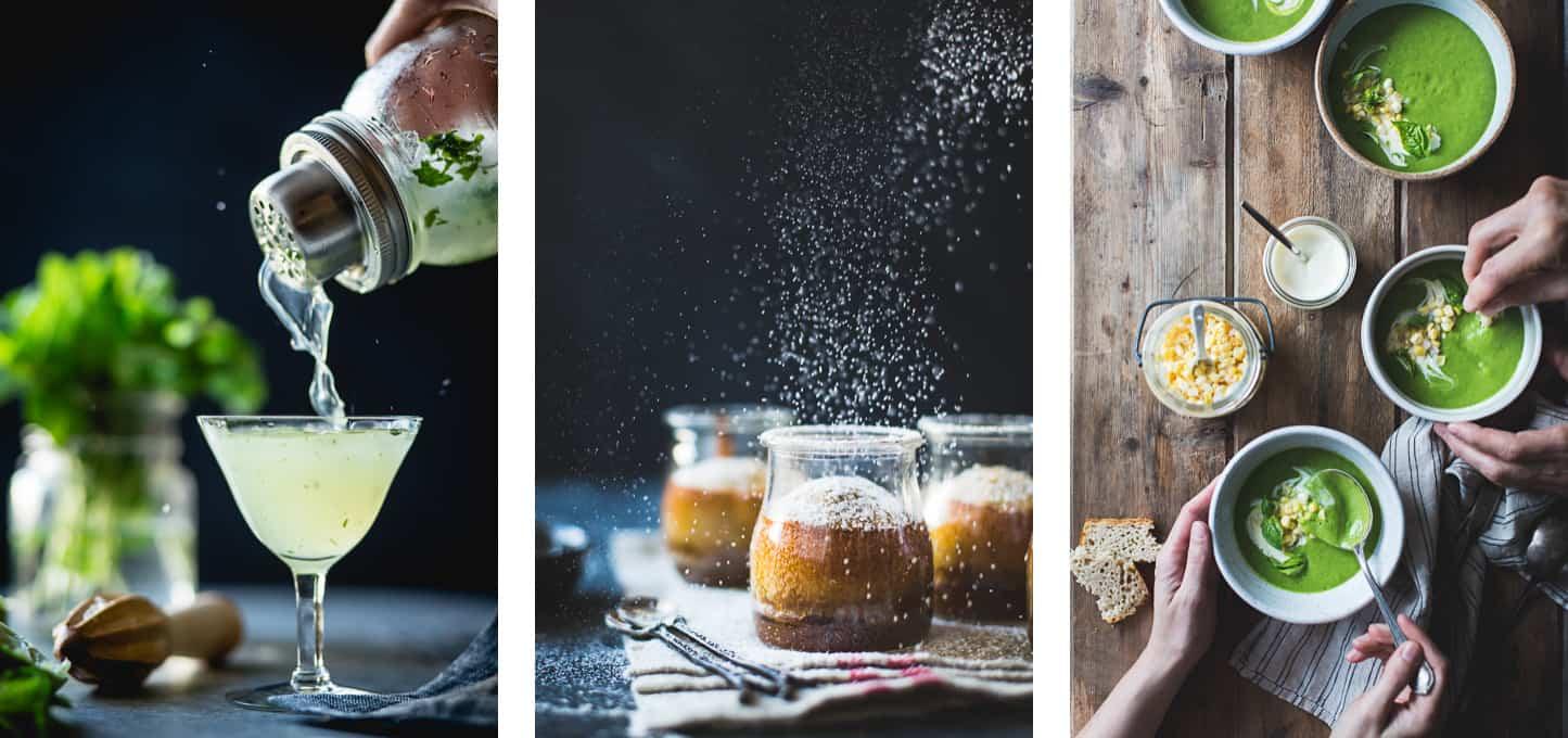 California Food Photography Workshop