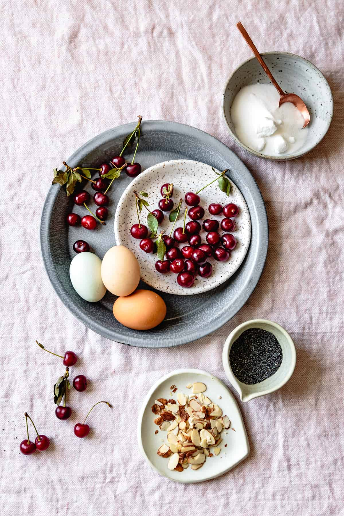eggs on plate