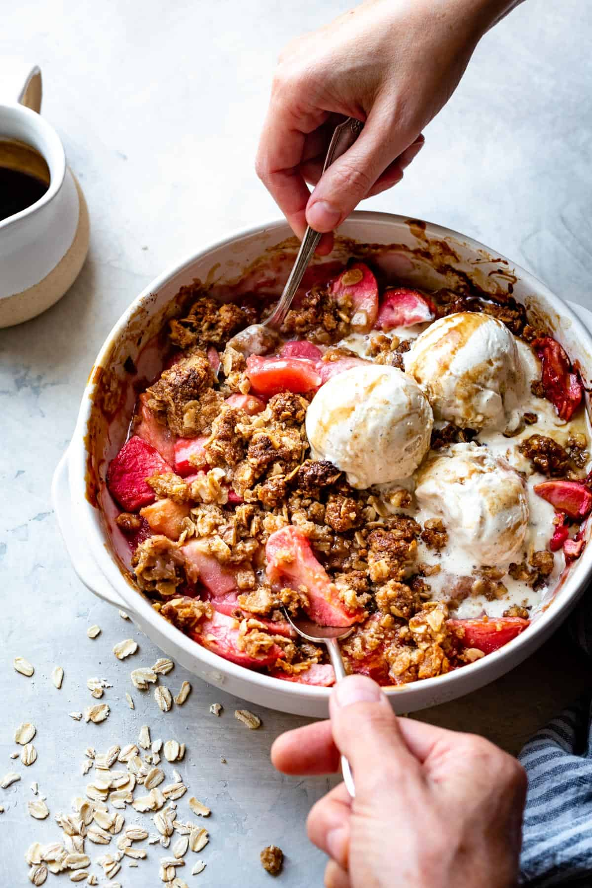 Gluten Free Vegan Apple Crisp Recipe