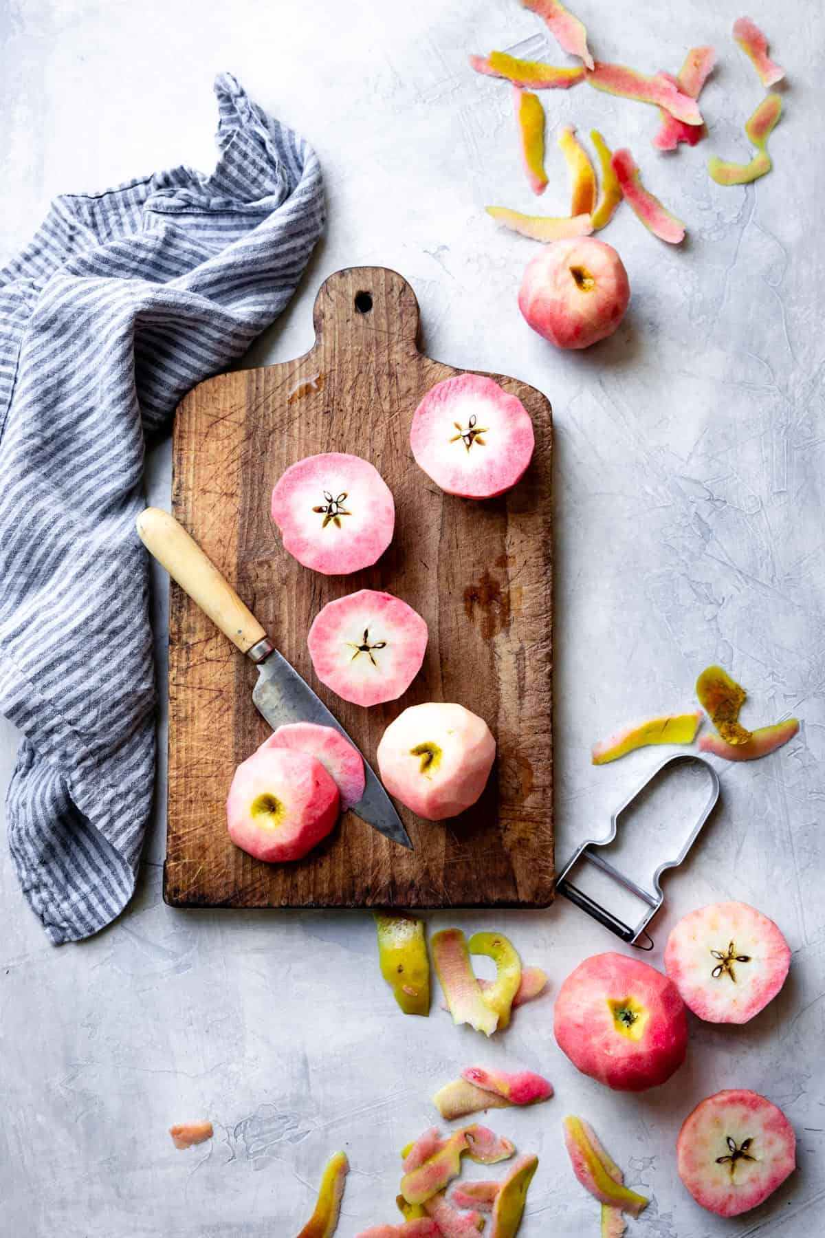 Pink Apples
